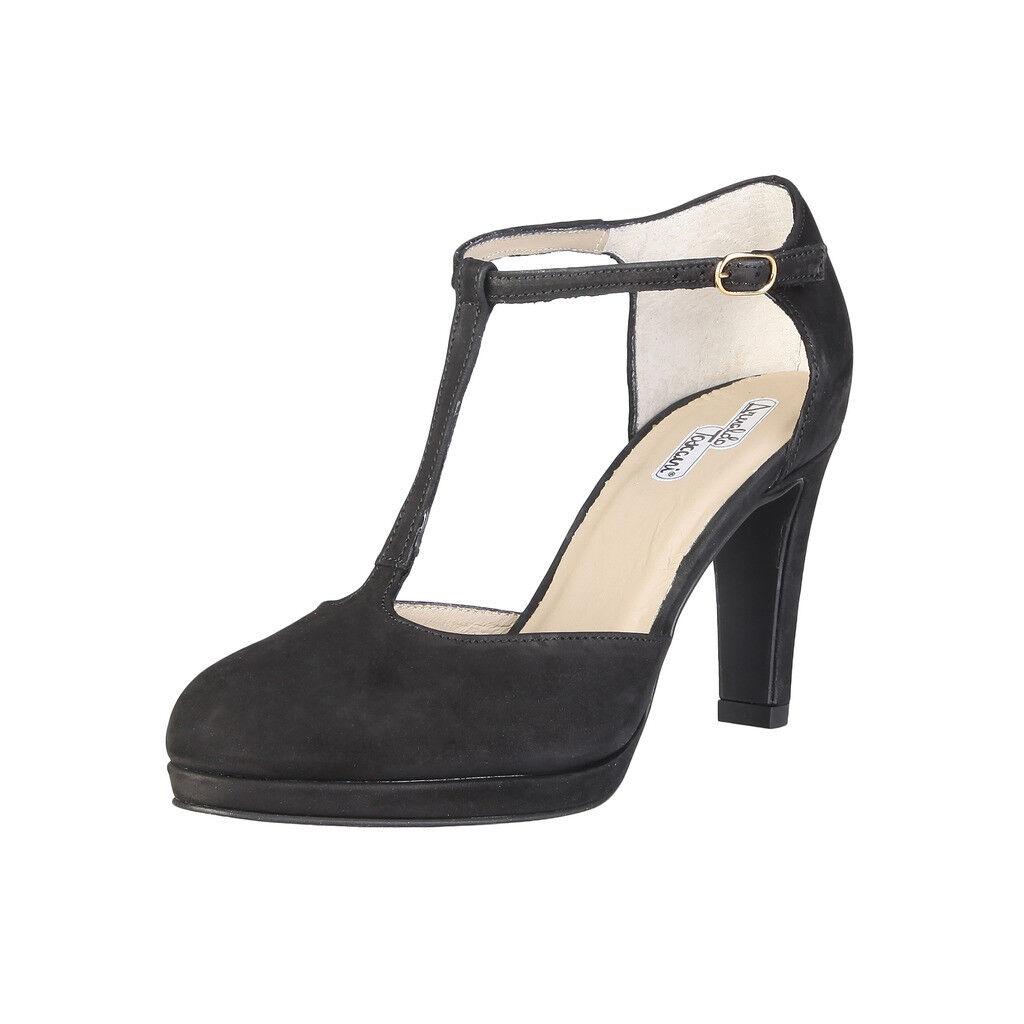 Arnaldo Toscani Damenschuhe Pumps High Heels, 7181K104_NERO, Schwarz, EU 39-41