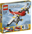 LEGO Creator 3in1 Propeller Adventures 7292 Airplane Set