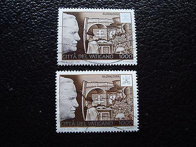 r 1055 X2 Gestempelt a28 Briefmarke Yvert Und Tellier Nr Halten Sie Die Ganze Zeit Fit Vatikan