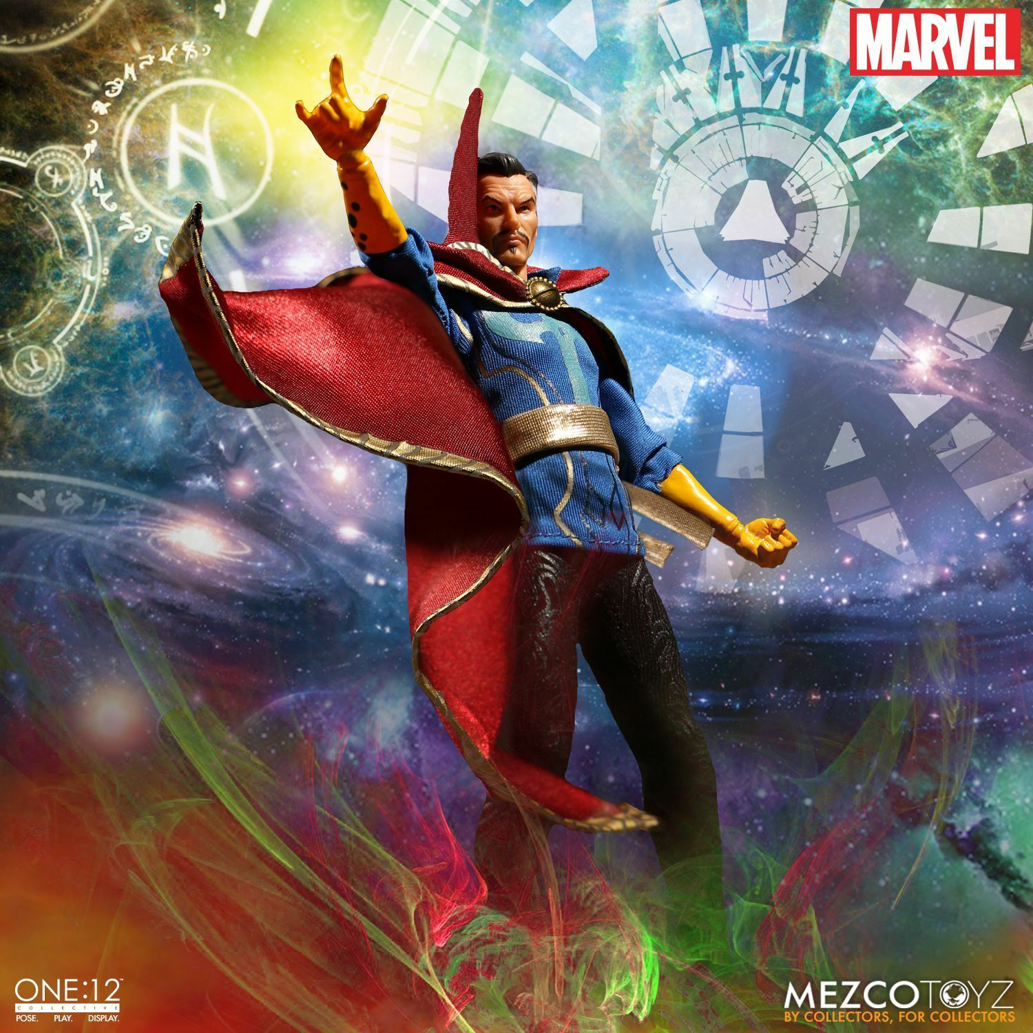 Meczo Toyz Doctor Strange (Marvel) One:12 Collective RARE & COLLECTIBLE