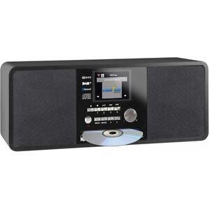 imperial dabman i200 cd schwarz dab ukw fm internet radio. Black Bedroom Furniture Sets. Home Design Ideas