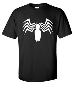 Venom 2 Superhero Villian Comic Mens T-Shirt