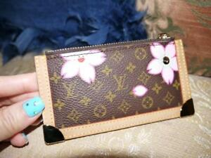 Image Is Loading Auth Mint Louis Vuitton Limited Edition Cherry Blossom