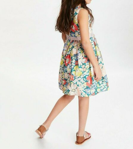 Multi Age 11 Years New With Tag John Lewis Girls/' Floral Print Signature Dress
