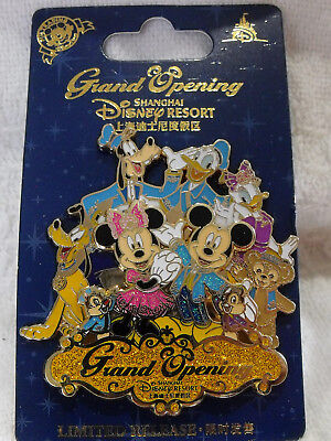 Disney Parks Shanghai TINKER BELL Grand Opening NEW Limited Release Pin#119665