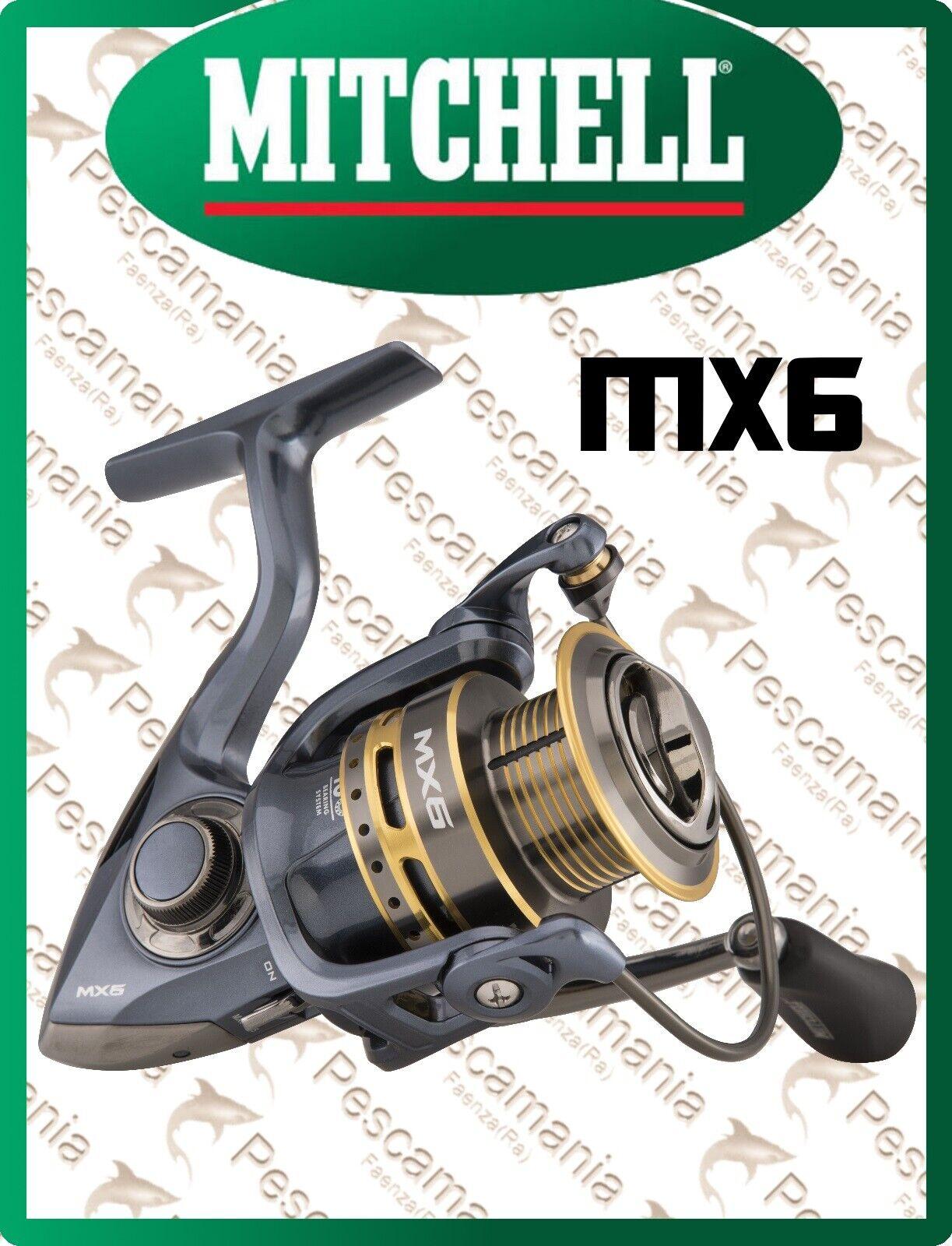 Mulinello Mitchell MX6 7 cuscinetti spinning bolo match