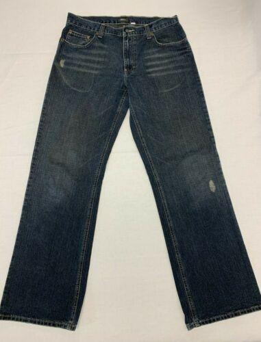 d Jeans en en Jeans vieilli denim qOnwS41