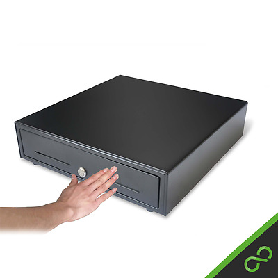 *REDUCED* MK-410 High quality manual cash drawer (4 note / 8 coin)