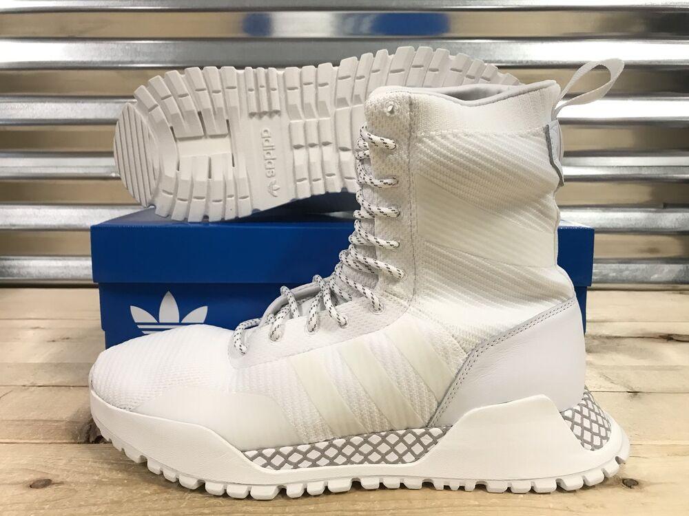 Adidas blanc AF 1.3 Primeknit fonctionnement blanc Adidas homme chaussures Vintage blanc SZ ( BY3007 ) e9f4b3