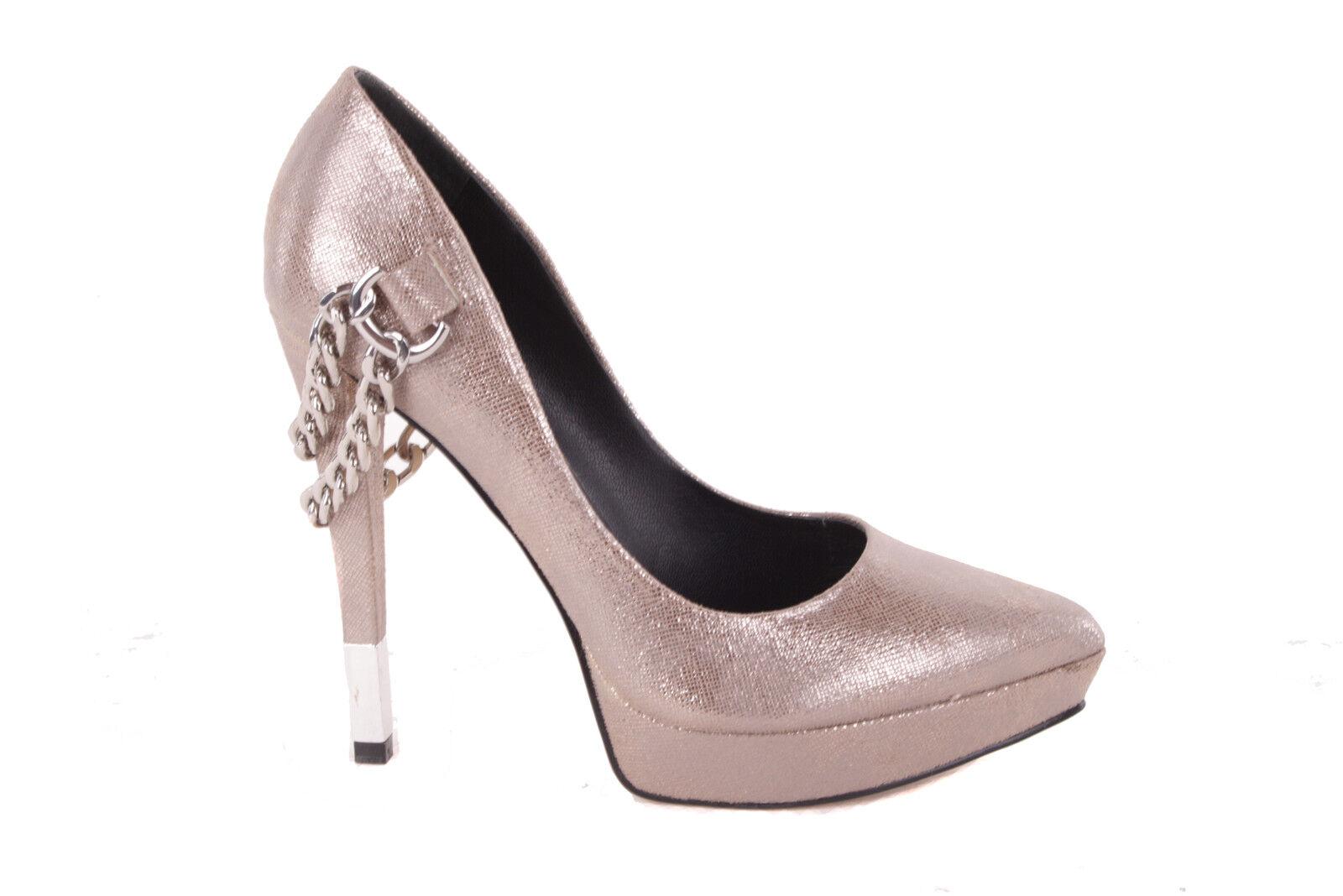 GUESS Damen Pumps Highheels Stilettos Bronze #525