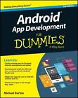 Android App Development for Dummies® by Donn Felker and Michael Burton (2015, Paperback / Online Resource)