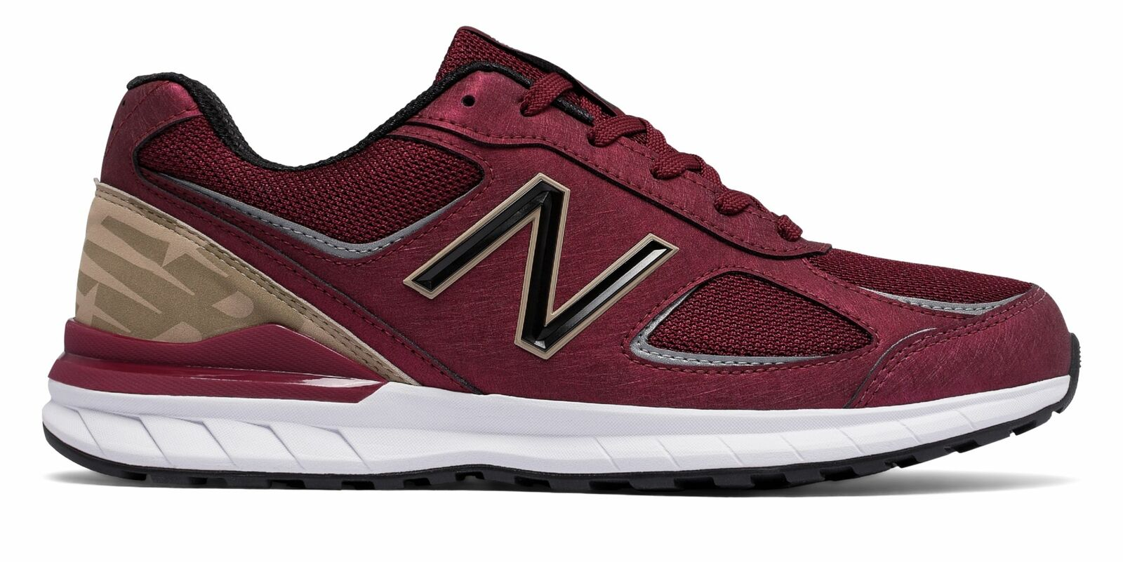 New Balance Men's 770v2 shoes Red with Black