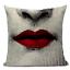 thumbnail 20 - Fornasetti Style Pillow Case Cover Sofa Home Textile Vintage Cushion Linen Decor