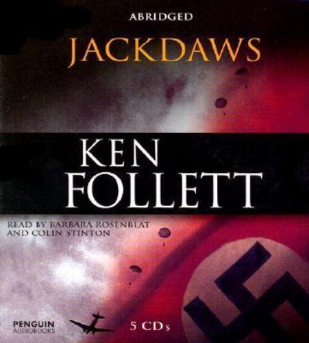 Jackdaws by Ken Follett (2001, CD, Abridged) for sale ...  Ken Follett Jackdaws