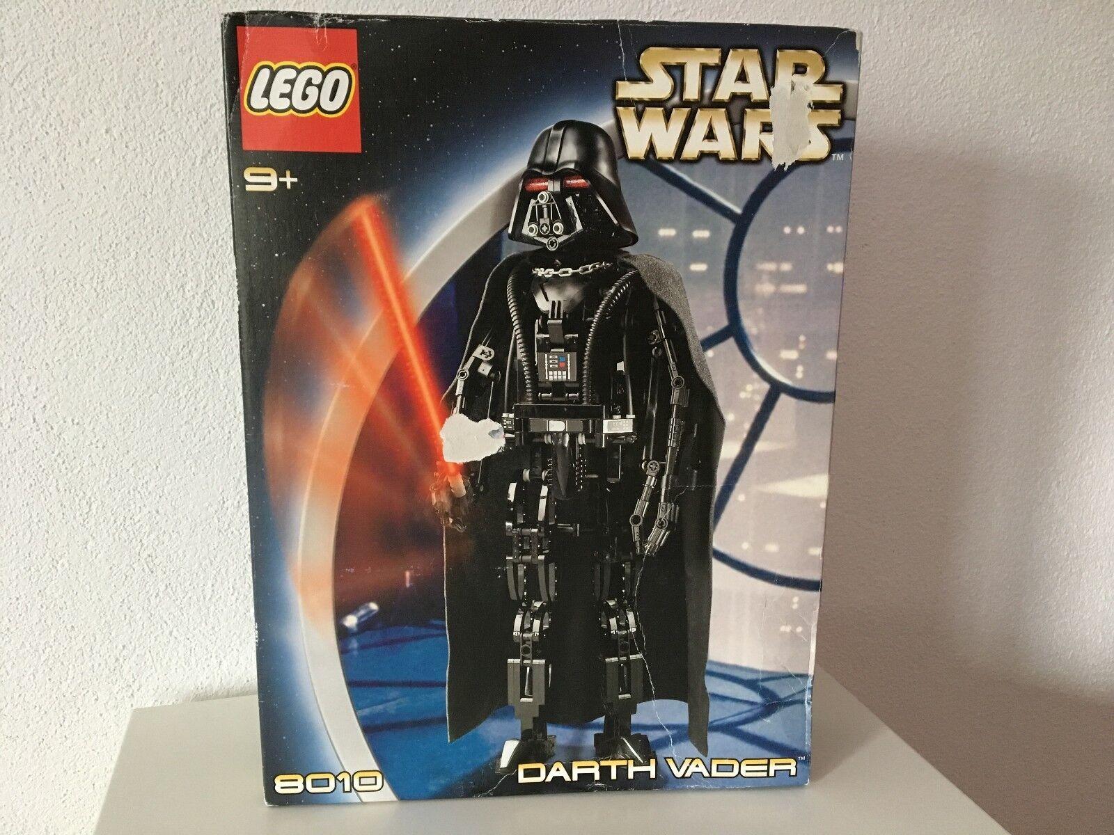 Lego Star Wars Dark Vador (8010) neuf dans sa boîte    non ouvert