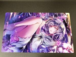 Yugioh Playmat Yu-Gi-Oh CCG TCG Mat Ghost Reaper /& Winter Cherries Card Game Mat