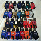 NFL GLOVES SPORTS UTILITY TWO TONE & ALL PURPOSE PICK YOUR TEAM STOCKING STUFFER