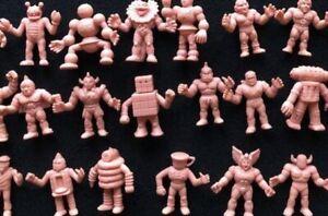 Various Colors 1-50 M.U.S.C.L.E Men Muscle Vintage 1980/'s Mattel Action Figure