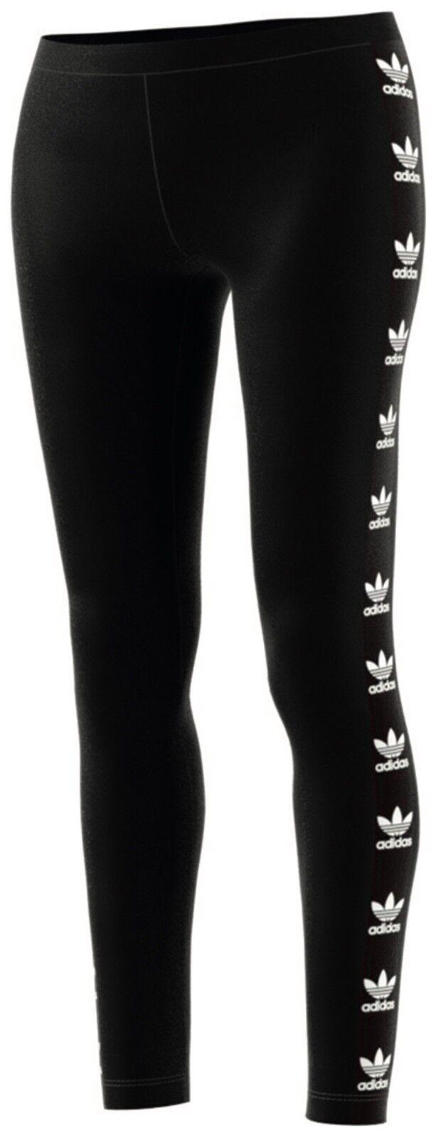 Adidas Leggings Damen damen Stretch Hose Turnhose Sporthose Sporthose Sporthose Leggins 140a77