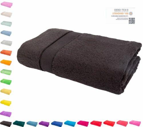 Saunatuch aus Frottee Handtuch Badetuch Duschtuch Gästetuch Waschhandschuh