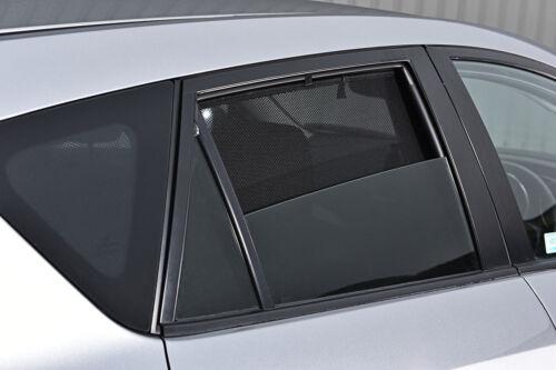 Suzuki Swift 3dr 05-10 UV CAR SHADES WINDOW SUN BLINDS PRIVACY GLASS TINT BLACK