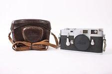 Leica M3 Double Stroke 35mm Film Rangefinder Camera Body