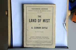 1926-A-CONAN-DOYLE-THE-LAND-OF-MIST