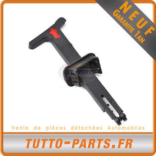 Loquet Tirette Poignée Ouverture Capot 1J5823593C 1187300300 114058  VW Bora