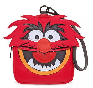 Muppets ANIMAL Loungefly ~ Bag Mini Backpack Wristlet Purse ~ Disney Parks ~ NWT