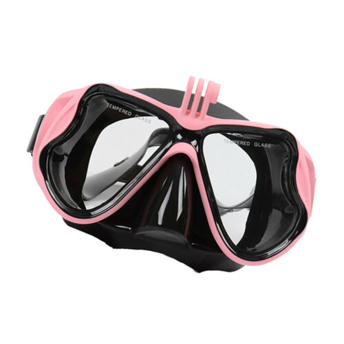 Adult Scuba Diving Mask Tempered Glasses Snorkeling Anti-Fog Goggles