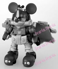 Transformers Disney Label - Mickey Mouse Black  *new*