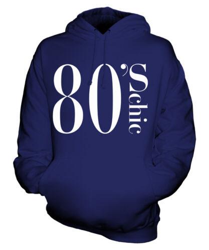 Unisex Felpa Chic Maglia Moda Stile Idea 80s Regalo ag1qwEf