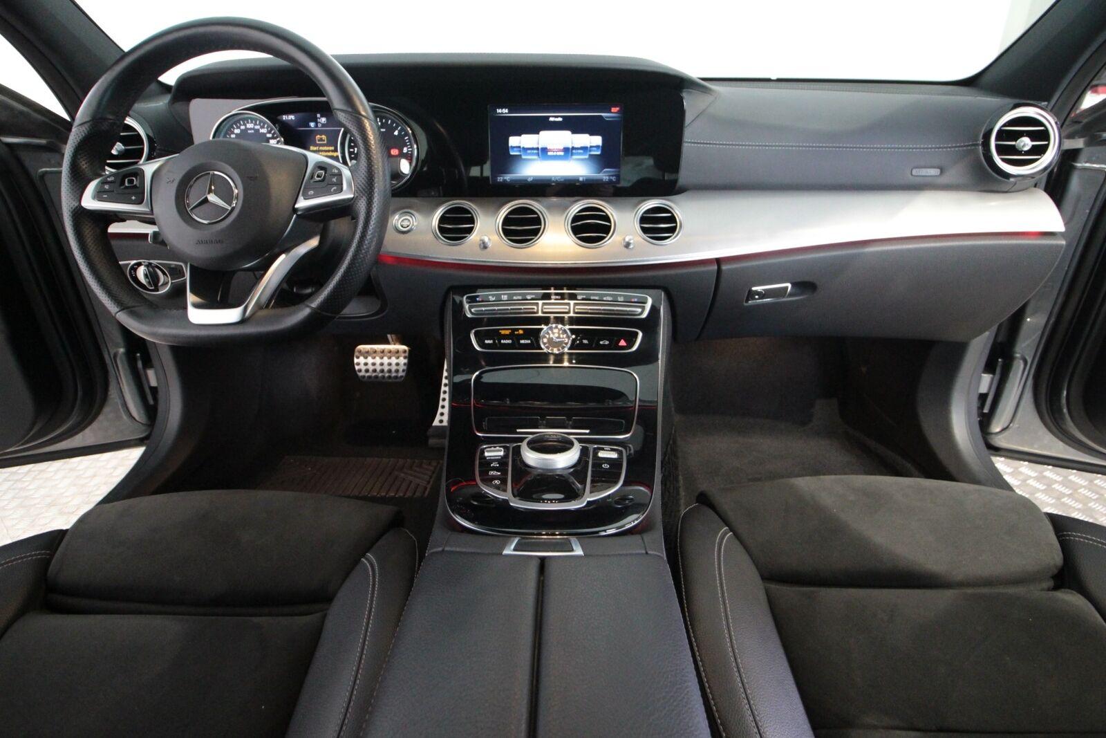 Mercedes E220 d AMG Line aut.