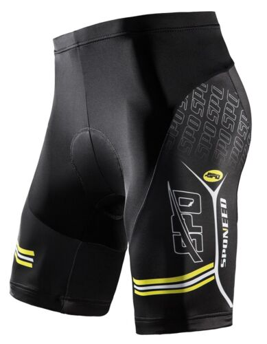 3D Padded Bike Shorts Men Bicycle Bottom Pro Team Bontrager Spin Cycling Tights