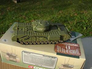 Corgi 1/50 Char Militaire Churchill Mkiv 5eme Garde Char Armée Soviétique 1943 60102
