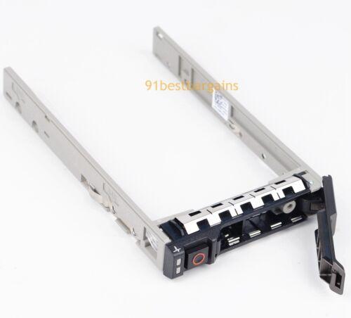 """Dell 8FKXC//08FKXC 2.5/"""" Hard Drive Tray Caddy PowerEdge R730XD R930 R430 R630 New"""