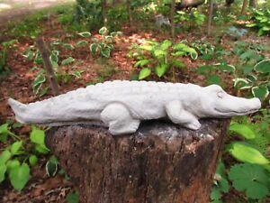 Realistic-15-1-2-034-Cement-Alligator-Cement-Garden-Art-Concrete-Reptile-Statue