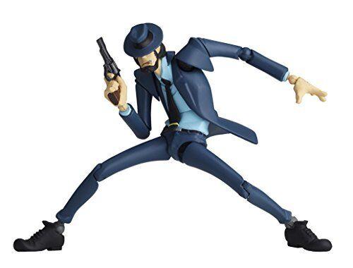 Nuovo Legacy Of Revoltech Lr-026 Lupin II Daisuke Jigen Statuetta Kaiyodo F S