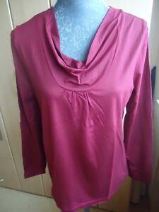 Shirt Bordeaux Größe 40 Neu Graziella - Zeil, Deutschland - Shirt Bordeaux Größe 40 Neu Graziella - Zeil, Deutschland