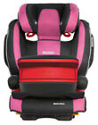 Recaro Monza Nova Is Seatfix Isofix Group 123 Car Seat in Pink From 9-36kg