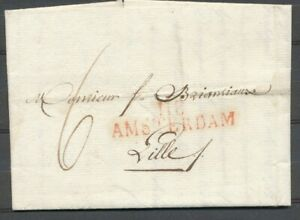 DEPARTEMENT-118-AMSTERDAM-IN-ROOD-OP-BRIEF-LILLE-13-MAART-1812-PORT-6-DEC-Za805