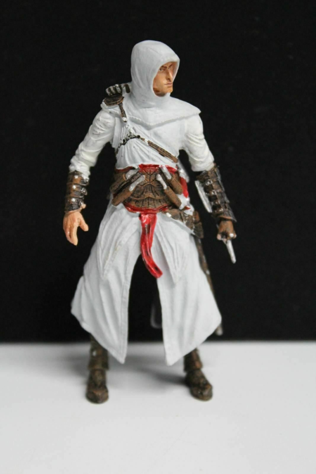 Limited Edition Original Altair Figure From The First Assassins Creed Game BNIB