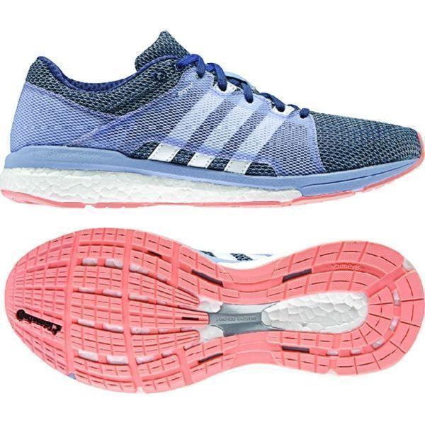 designer fashion 5c11c 31f03 adidas Adizero Tempo 8 SSF Womens Blue Purple Running Sports Shoes Trainers  UK 7  eBay