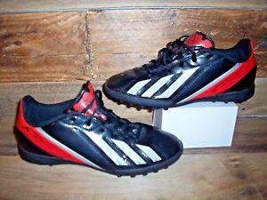 wholesale dealer 93425 aa1fc Image is loading Adidas-Kids-039-F5-TRX-TF-J-Youth-