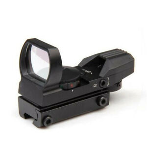 Red-Dot-Reflex-Sight-Green-Holographic-Scope-Tactical-Rifle-Mount-20mm-Rails-gh3