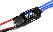 HOBBYWING FLYFUN Brushless Motor 100A Programable ESC Speed Controller SL143