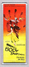 INVASION OF THE BODY SNATCHERS 1956 version -  WIDE FRIDGE MAGNET