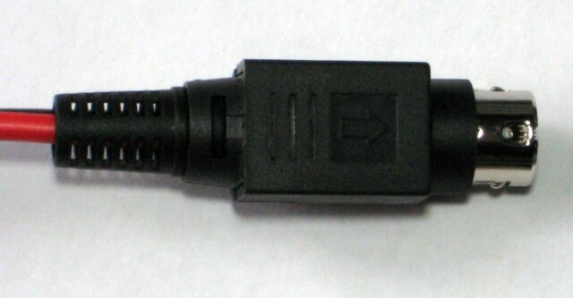JVC LT-17D50BU//BX or LT20B60 TV 12V Cigarett Power Lead Adaptor Plug Car Caravan