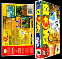 Glover - N64 Reproduction Art Case/box No Game.