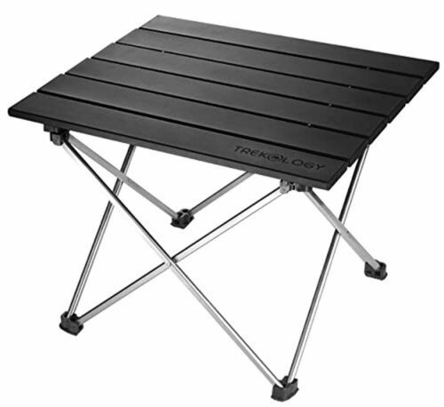 Small Folding Camping Table Portable Beach Collapsible Picnic Travel Camp Outdoo